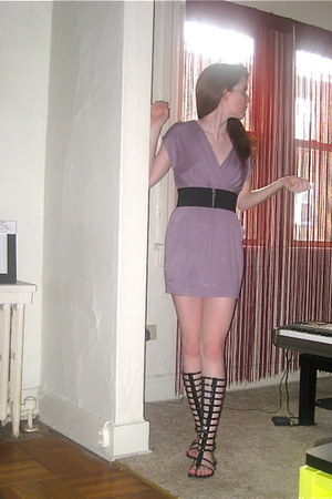light purple Nasty Gal dress