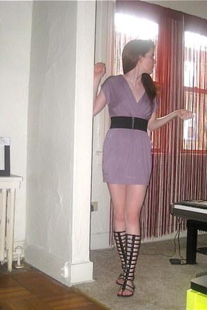 light purple Nasty Gal dress