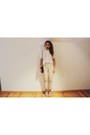 White-h-m-shirt-neutral-trousers-h-m-pants-nude-forever-21-heels
