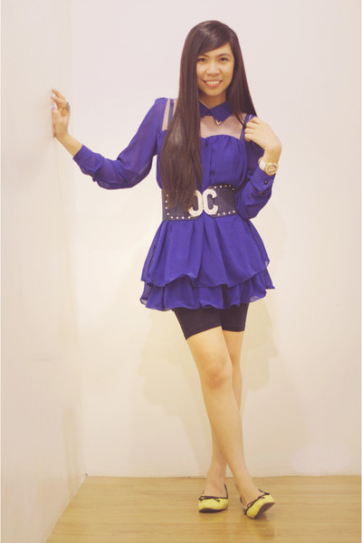 belt - dress