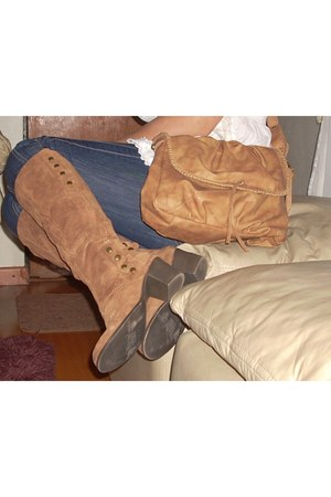Nine West boots - BB2 bag