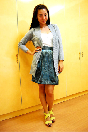 Zara - robinsons dept store - custom made - Zara - Louis Vuitton Audra - Aldo