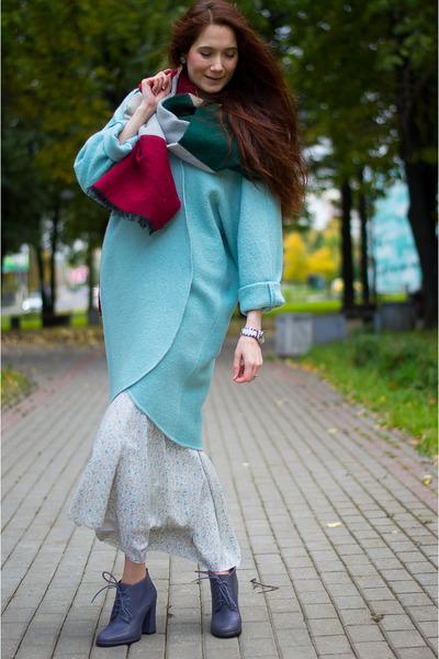 light blue idaLaida dress - sky blue idaLaida skirt