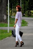 shirt - bag
