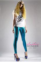 Elastic Wonder Leggings