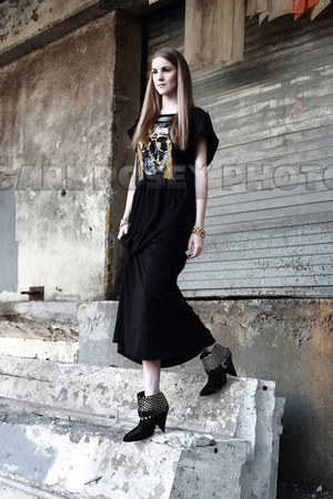 IDILVICE FASHION boots - IDILVICE FASHION dress