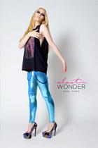 Elastic Wonder Leggings