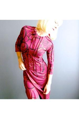 ruby red iheartfink dress