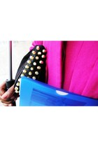Bruuns Bazaar coat - Malene Birger bag