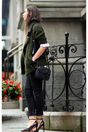 army green Isabel Marant jacket