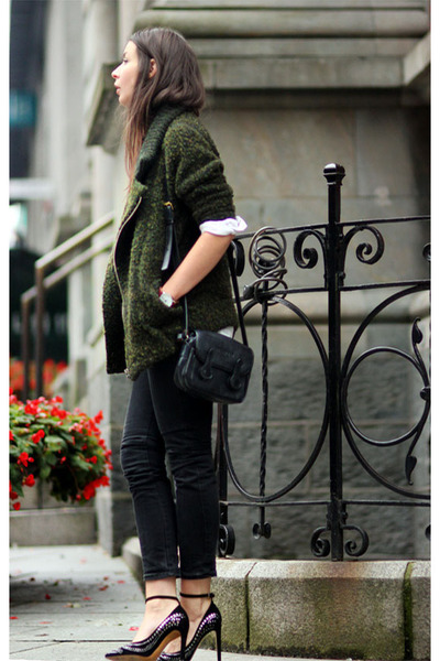 army green Isabel Marant jacket