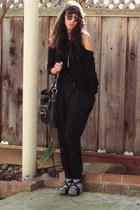 black BCBG Maxazria pants