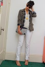 White-bdg-jeans-olive-green-charlotte-russe-jacket-black-mossimo-shirt