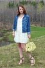 a331a2d9ec ... Ivory-lace-target-dress-blue-jean-jacket-kohls- ...