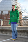 Green-h-m-sweatshirt-yellow-philip-simon-sneakers