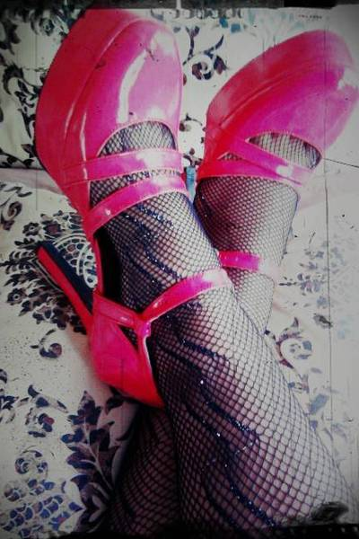 IM collection shoes - IM collection stockings