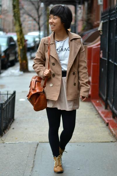 tan sears jacket