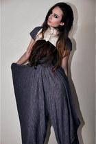 harness una burke accessories - jumpsuit Carlotta Gherzi bodysuit
