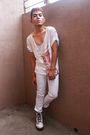 White-diy-shirt-white-solo-pants-white-dr-martens-boots