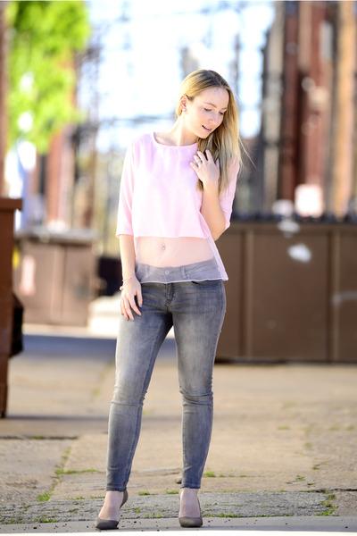 Kenneth Cole jeans - sammydress top - BCBGeneration pumps