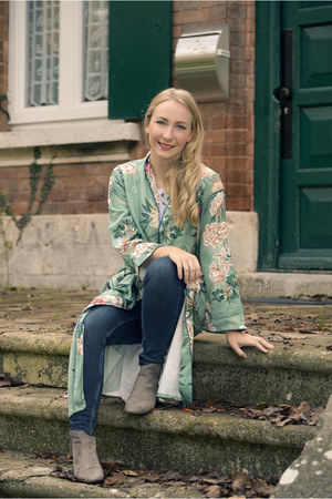 Zara shoes - Zara jeans - Sheinside jacket