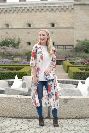Zara jeans - GAMISS jacket - Zara top