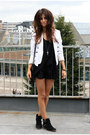 Black-carvela-boots-off-white-topshop-jacket-black-american-apparel-shorts-