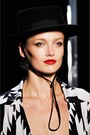 Black-black-and-white-dvf-hat