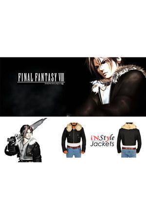 faux leather Instylejackets jacket