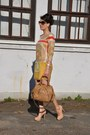 Neutral-zara-dress-nude-marc-jacobs-bag-crimson-missoni-sunglasses