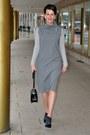 Heather-gray-chanel-boots-heather-gray-antonelli-firenze-dress