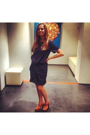 Carven dress - Chloe heels