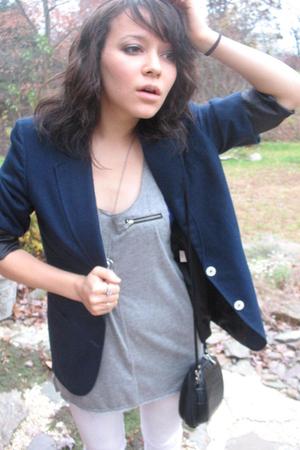 Signature Collection Strawbridge and Clothier blazer - Poof shirt - Refuge jeans