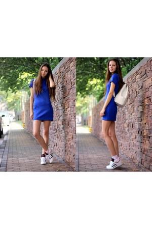 blue asoscom dress