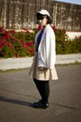Navy-h-m-shirt-hot-pink-nike-shoes-off-white-ottoman-american-apparel-jacket