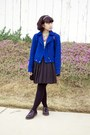 Blue-forever-21-jacket-black-dr-martens-shoes-lime-green-forever-21-shirt