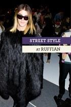 Street Style 9/10: Ruffian