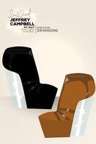black shoes - brown shoes