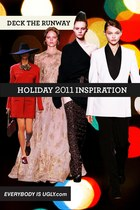 Holiday 2011 Inspiration: Deck The Runway