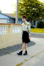 Olive-green-camouflage-topman-shirt-light-blue-anthropologie-skirt