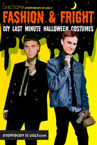 Fashion &amp; Fright: DIY Last Minute Halloween Costumes 