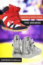 Pumped Up Kicks: The Sneaker Style Guide
