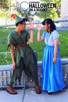 Chic Halloween: Peter Pan &amp; Wendy 