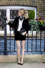 Black-mango-blazer-white-mango-shirt-black-primark-bag-black-office-heels