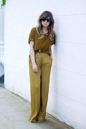 Zara shirt - Zara pants