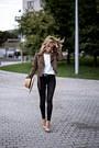 Black-asos-jeans-light-brown-zara-jacket-light-pink-topshop-heels