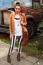 Forever21-boots-beetle-juice-necessary-clothing-leggings-forever-21-blazer