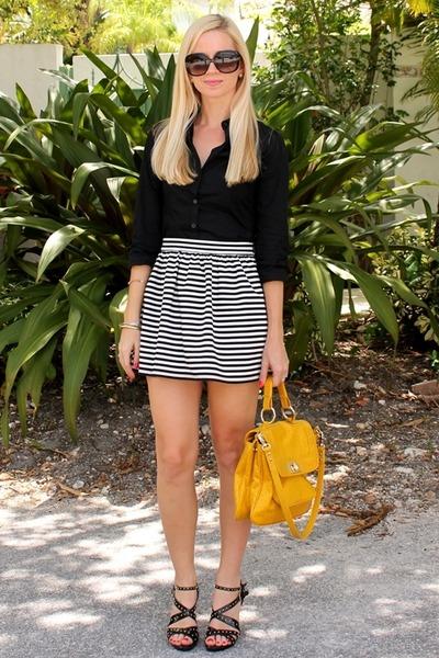 Rebecca Minkoff purse - Forever 21 skirt