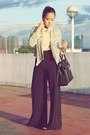 Eggshell-leopard-print-sm-gtw-blazer-black-venetia-bag