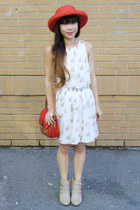 cat print dress Zara dress